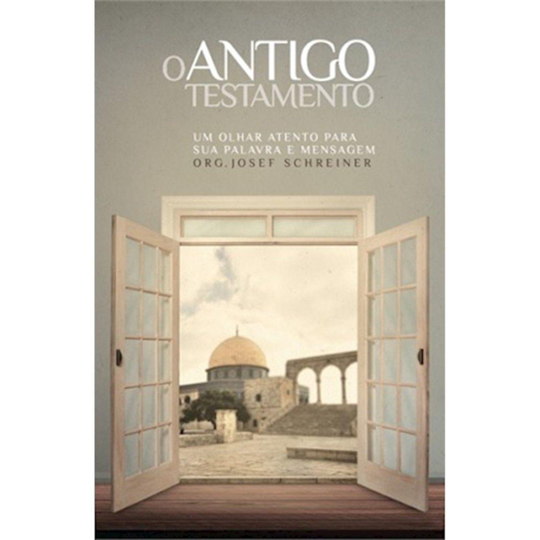 Livro O Antigo Testamento