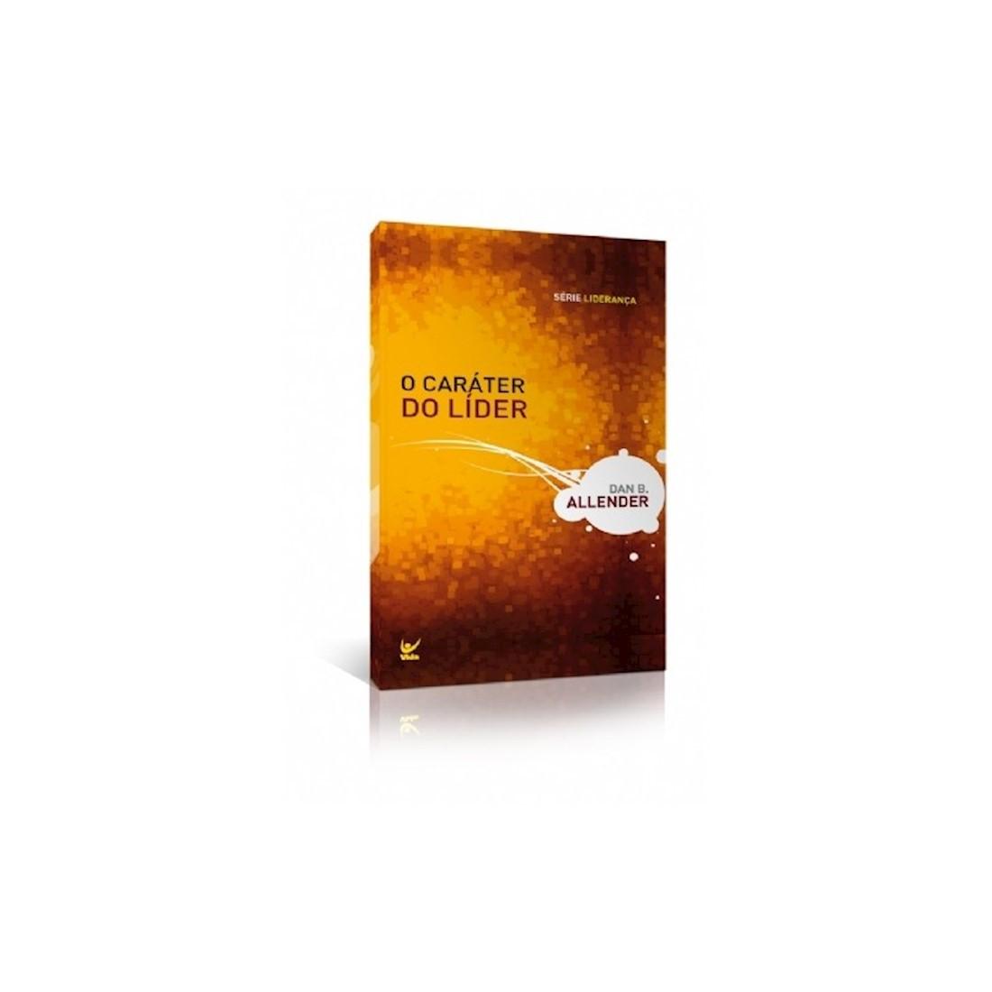 Livro O Caráter do Líder