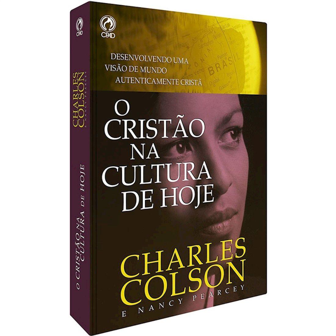 Livro O Cristão na Cultura de Hoje