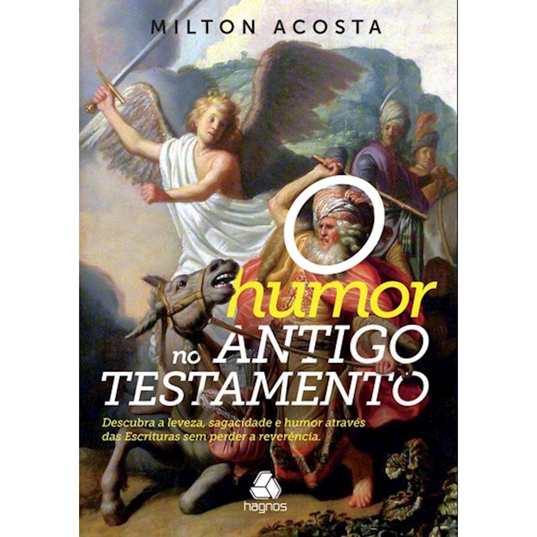 Livro O Humor no Antigo Testamento