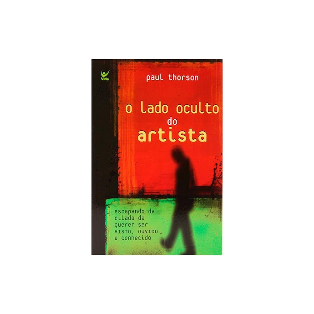 Livro O Lado Oculto do Artista