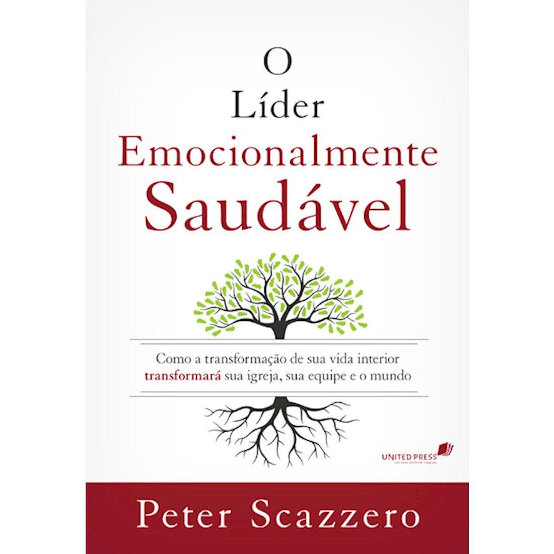 Livro O Líder Emocionalmente Saudável
