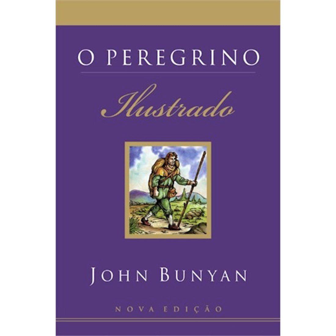 Livro O Peregrino - Ilustrado
