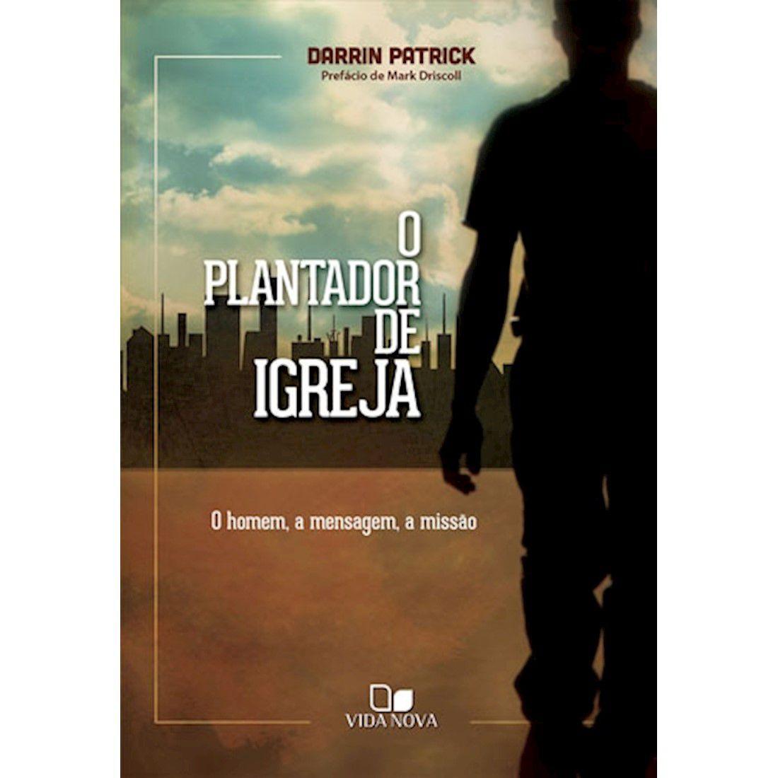 Livro O Plantador de Igreja