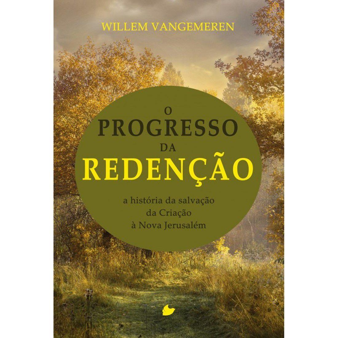 Livro O Progresso da Redenção