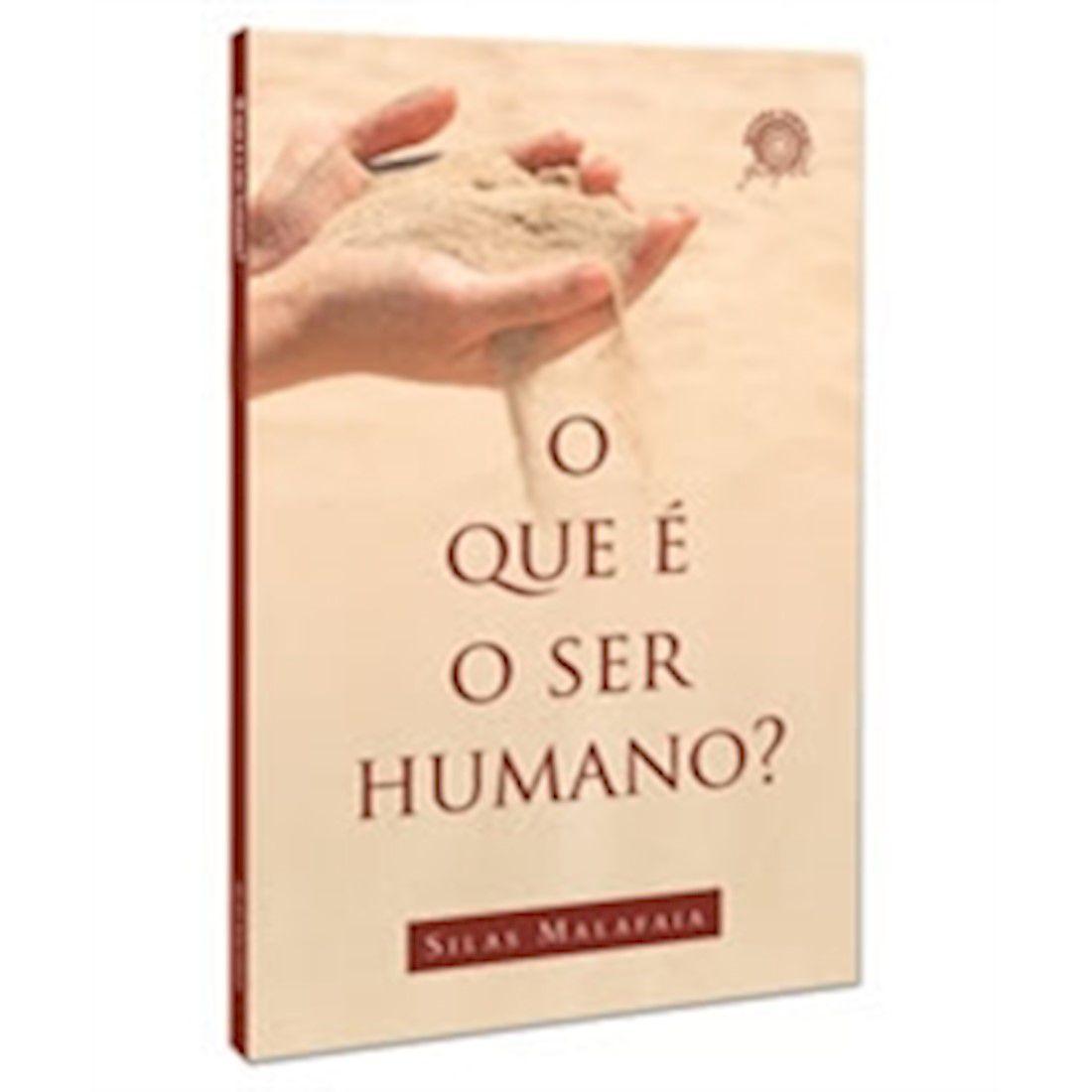 Livro O Que É o Ser Humano?