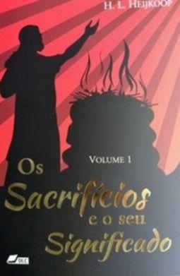 Livro Os Sacrifícios e o seu Significado