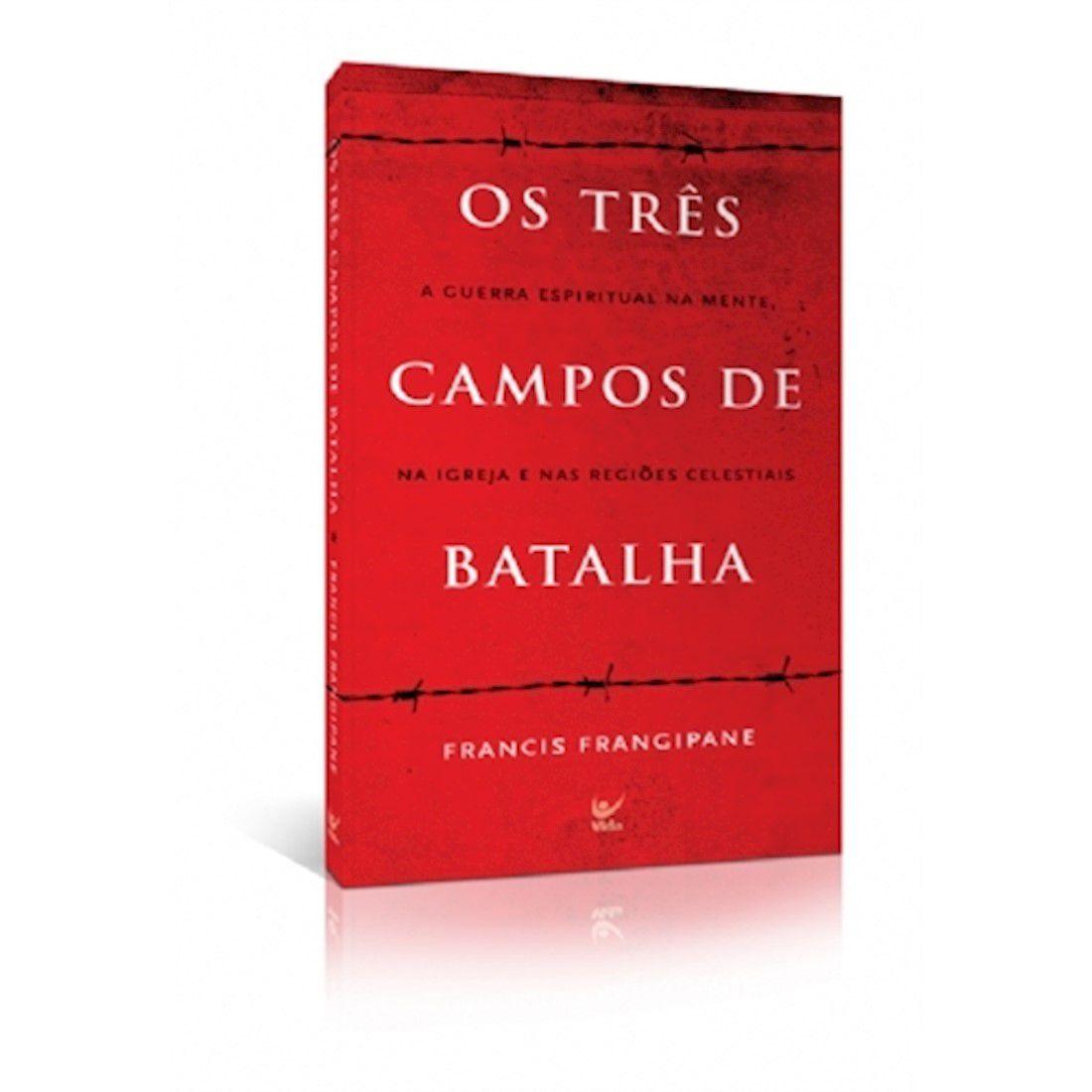 Livro Os Três Campos de Batalha - Edição De Bolso