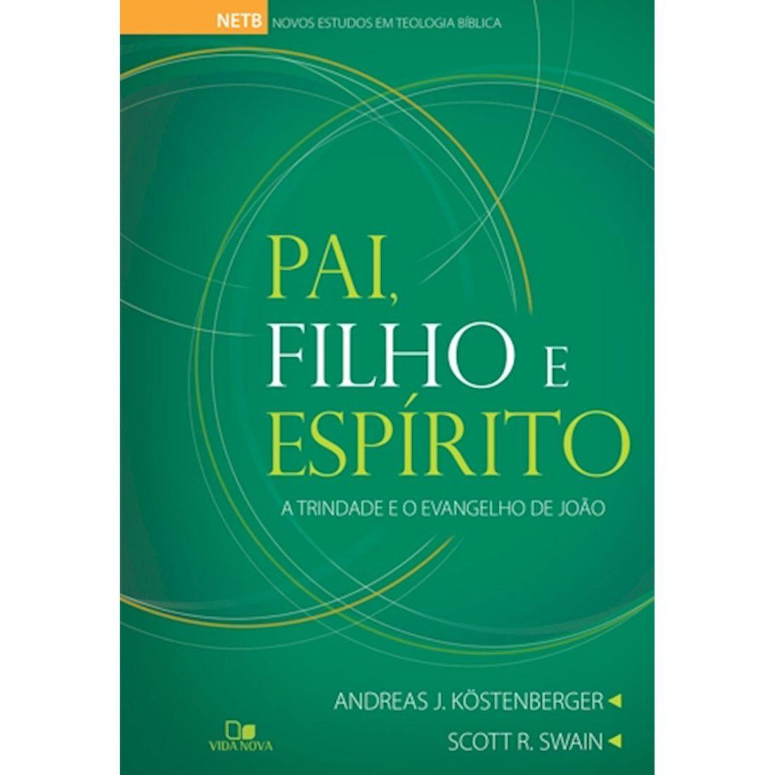 Livro Pai, Filho e Espírito