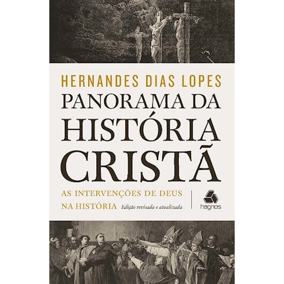 Livro Panorama da Historia Cristã