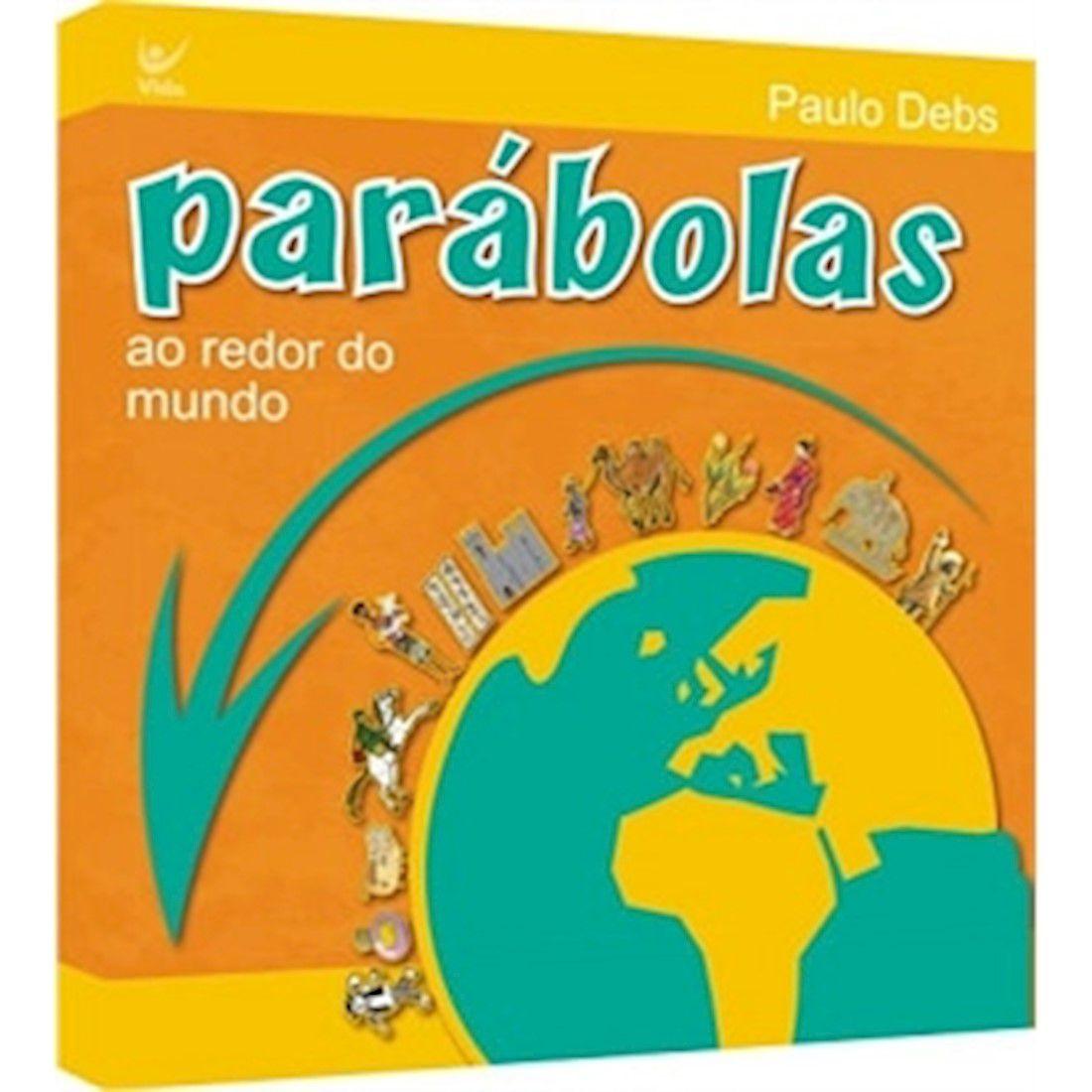 Livro Parábolas ao Redor do Mundo
