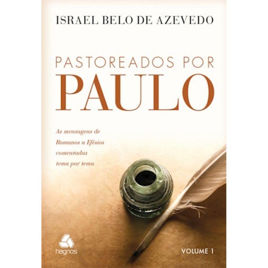Livro Pastoreados por Paulo - Vol. 1
