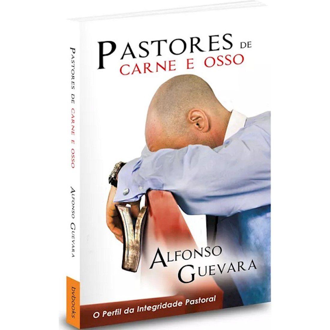 Livro Pastores de Carne e Osso