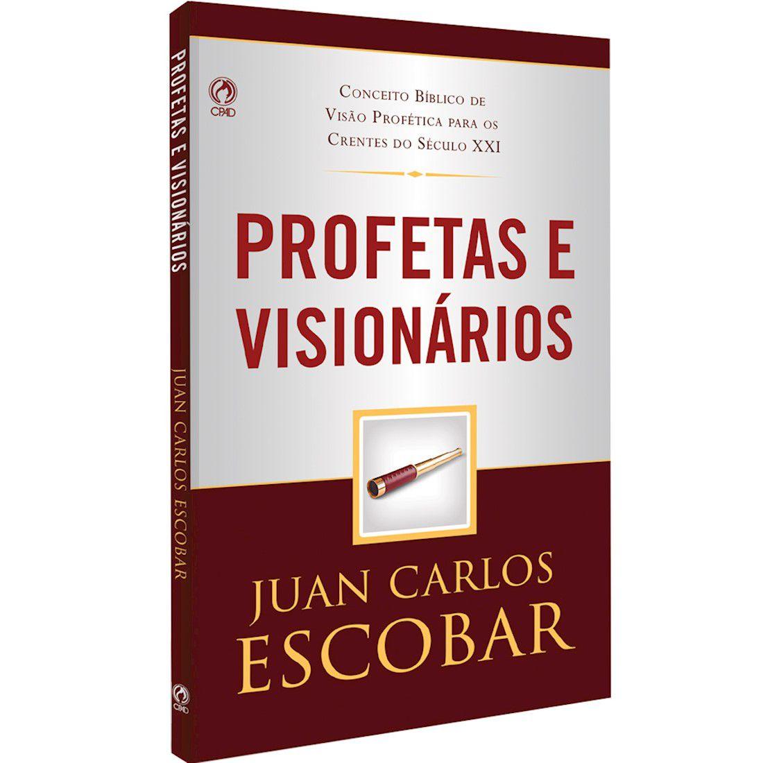 Livro Profetas e Visionários
