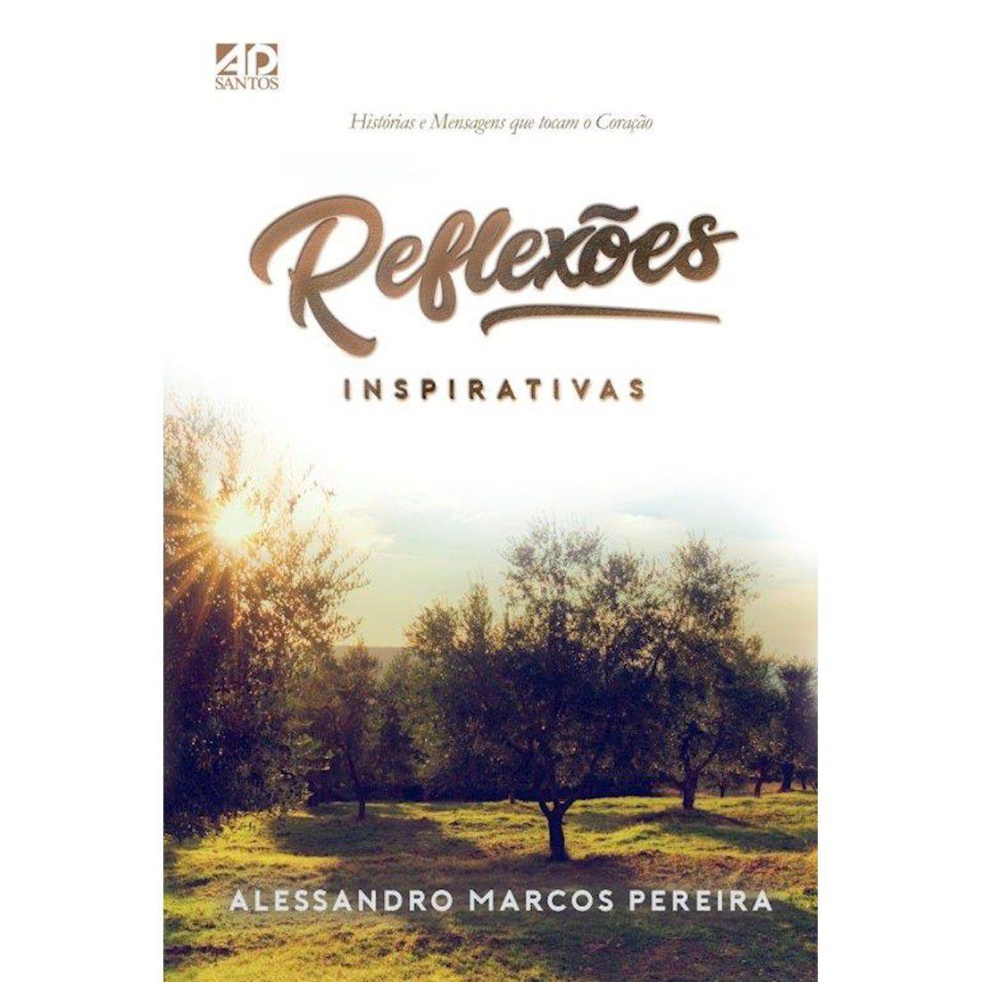 Livro Reflexões Inspirativas