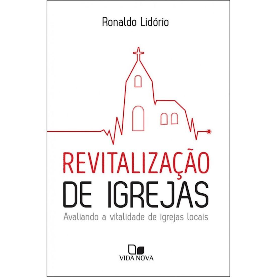 Livro Revitalização de Igrejas