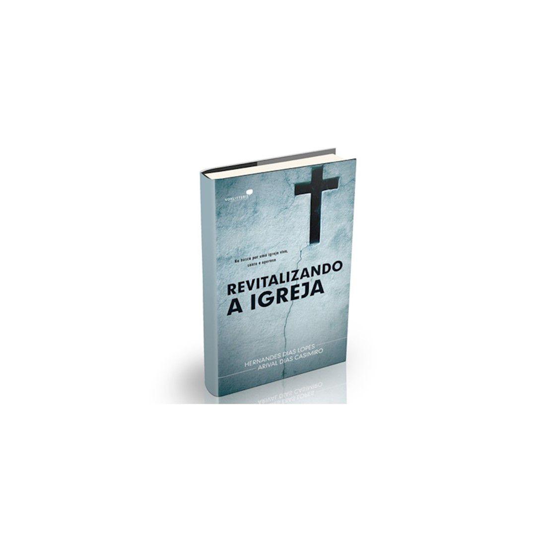Livro Revitalizando a Igreja