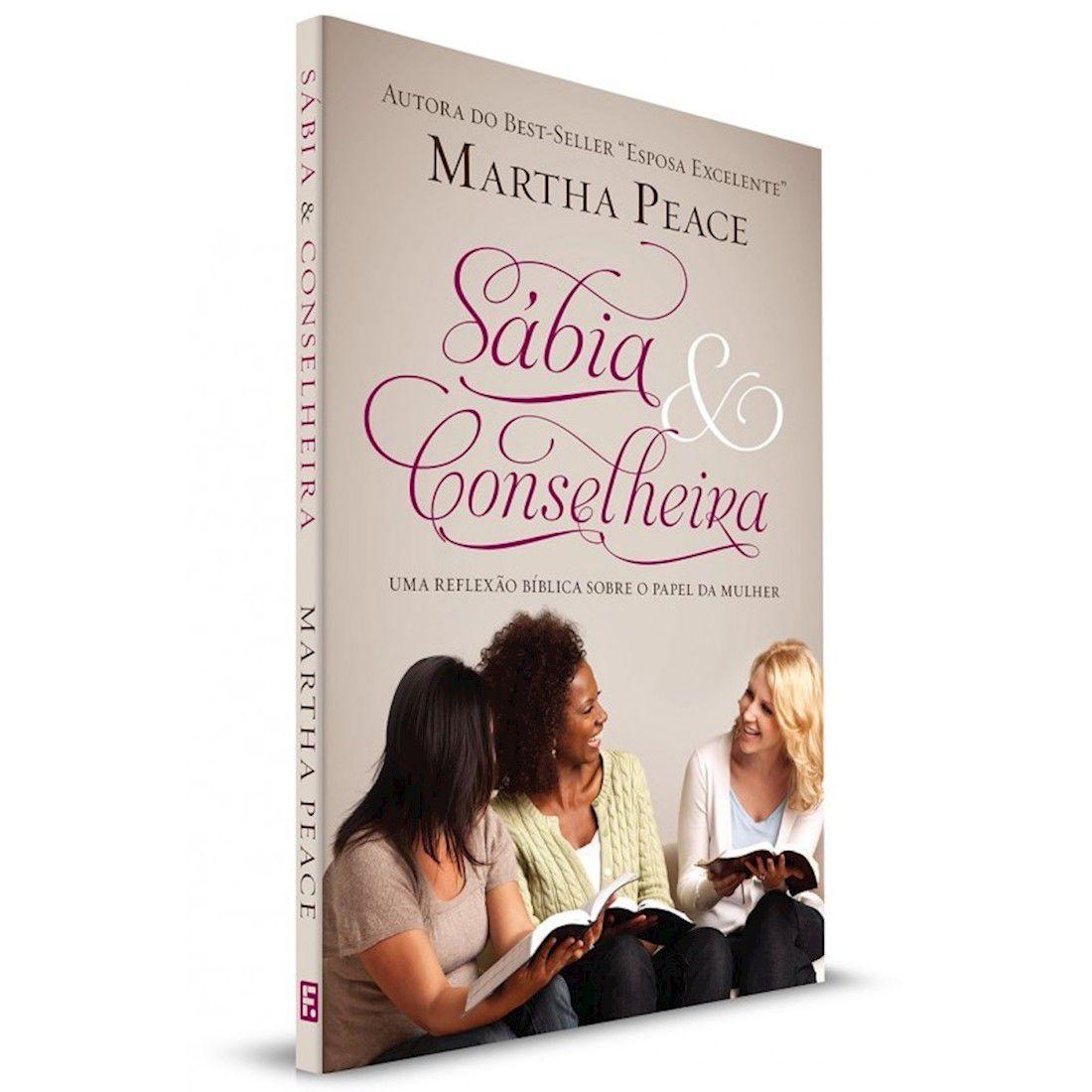 Livro Sábia e Conselheira