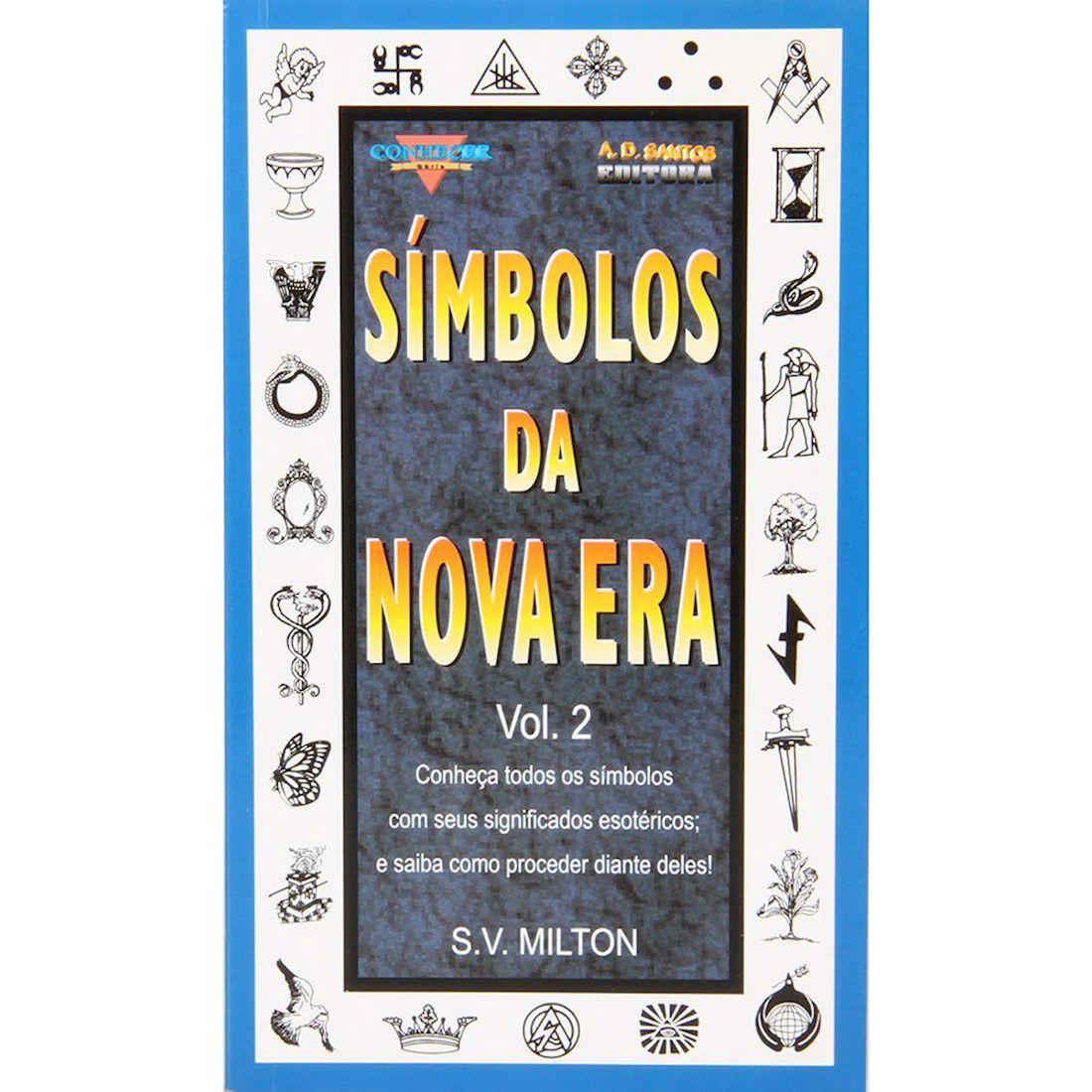 Livro Símbolos da Nova Era - Vol. 2 - Série Conhecer
