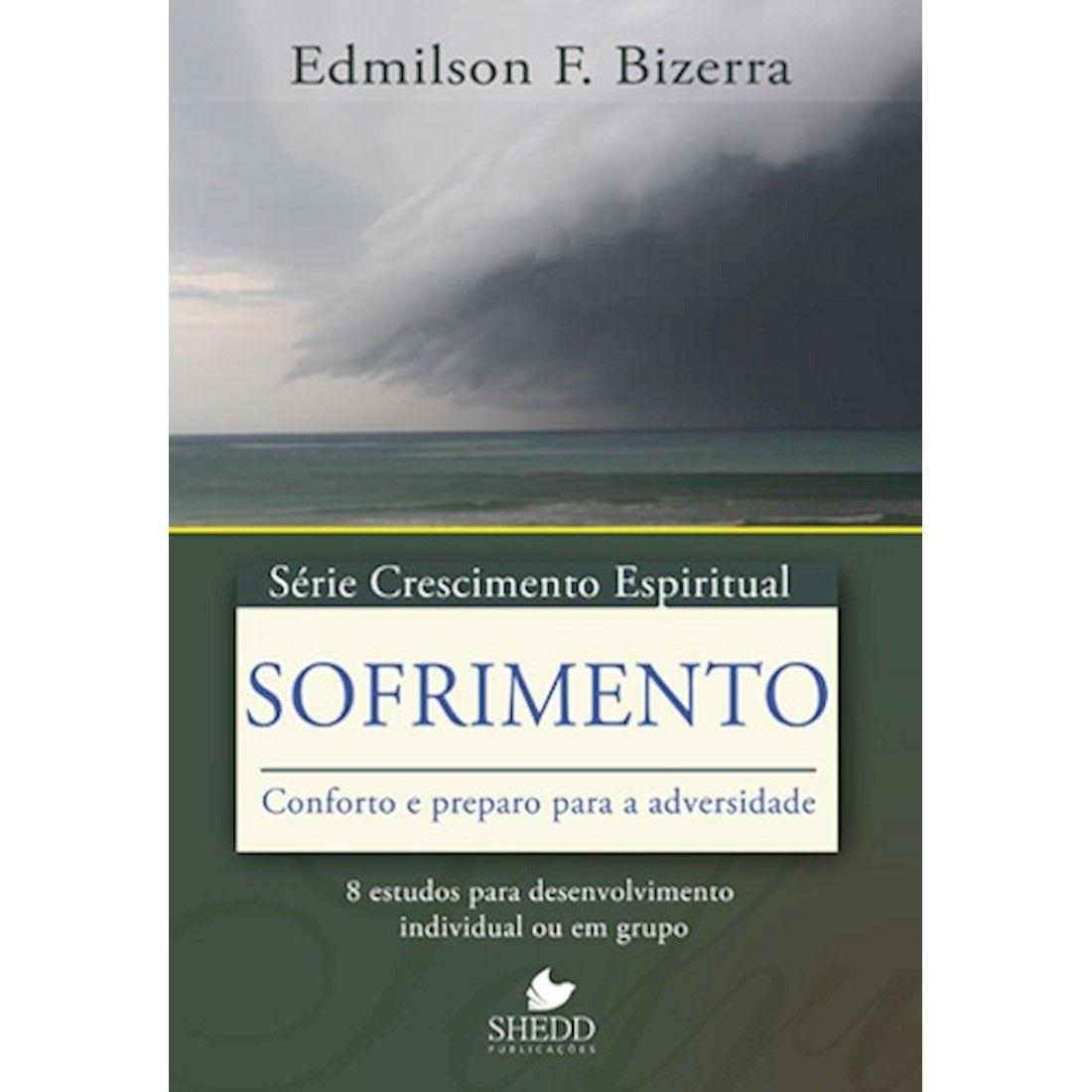 Livro Sofrimento   Série Crescimento Espiritual