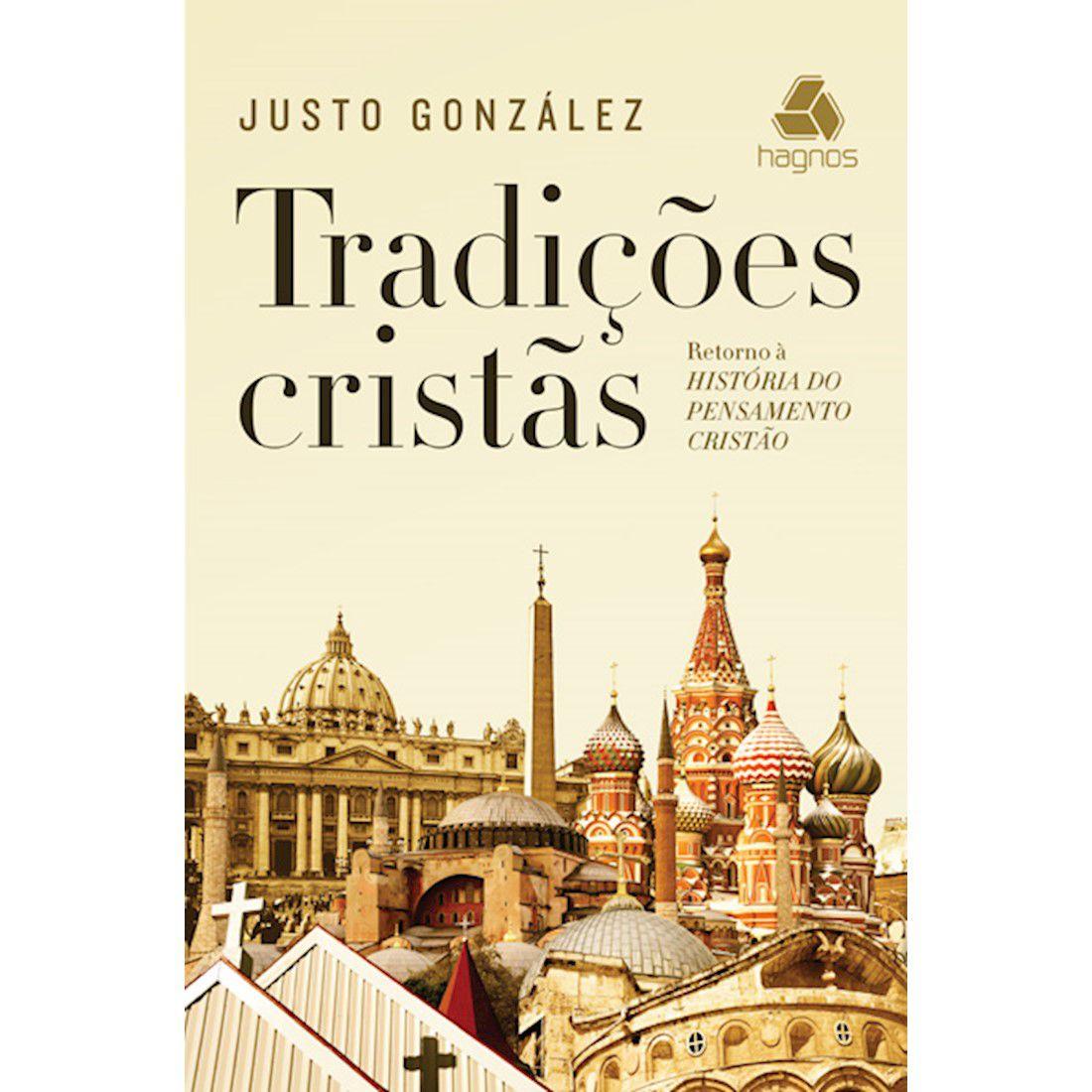 Livro Tradições Cristãs