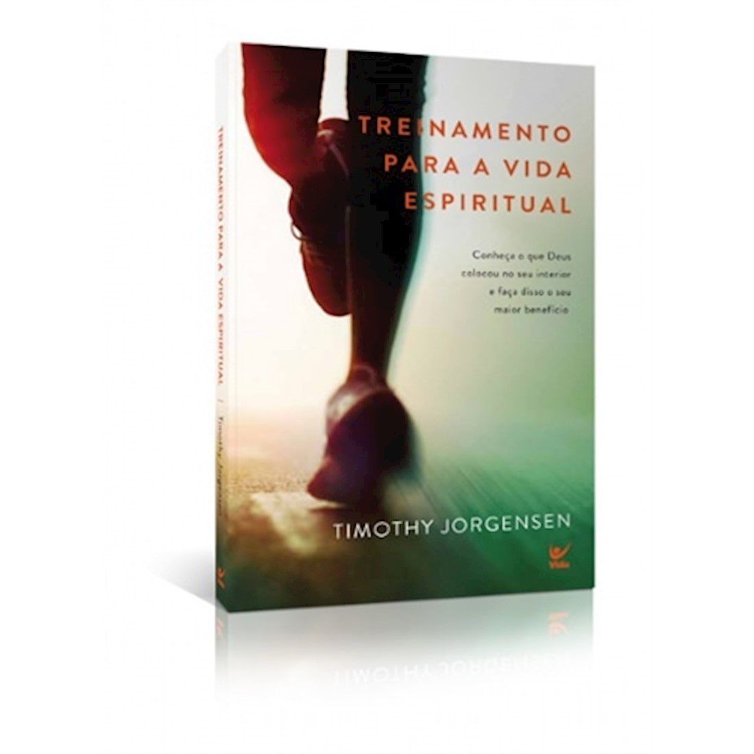 Livro Treinamento Para A Vida Espiritual