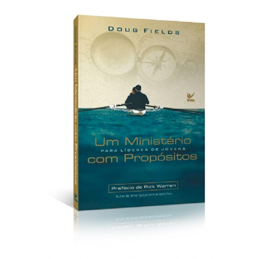 Livro Um Ministério com Propósitos