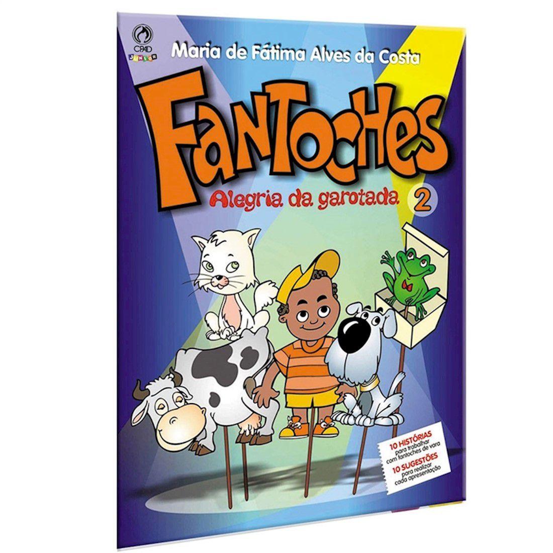 Revista Fantoches Alegria da Garotada - Vol. 2