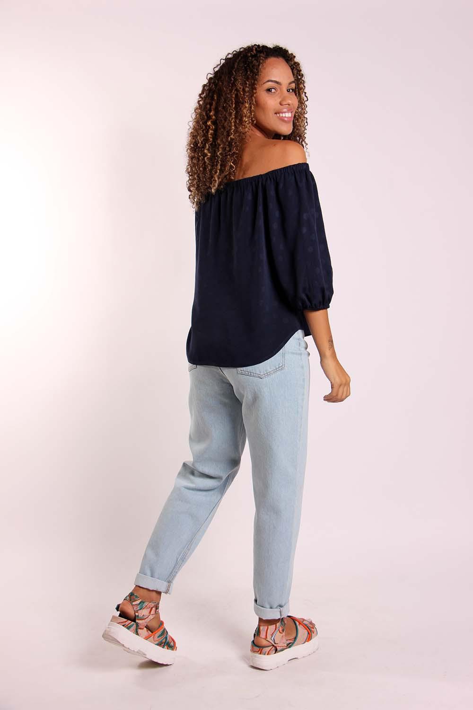 Blusa radiante