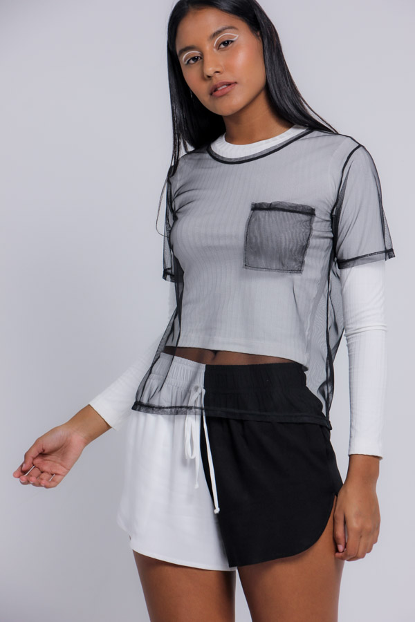 Blusa xenise