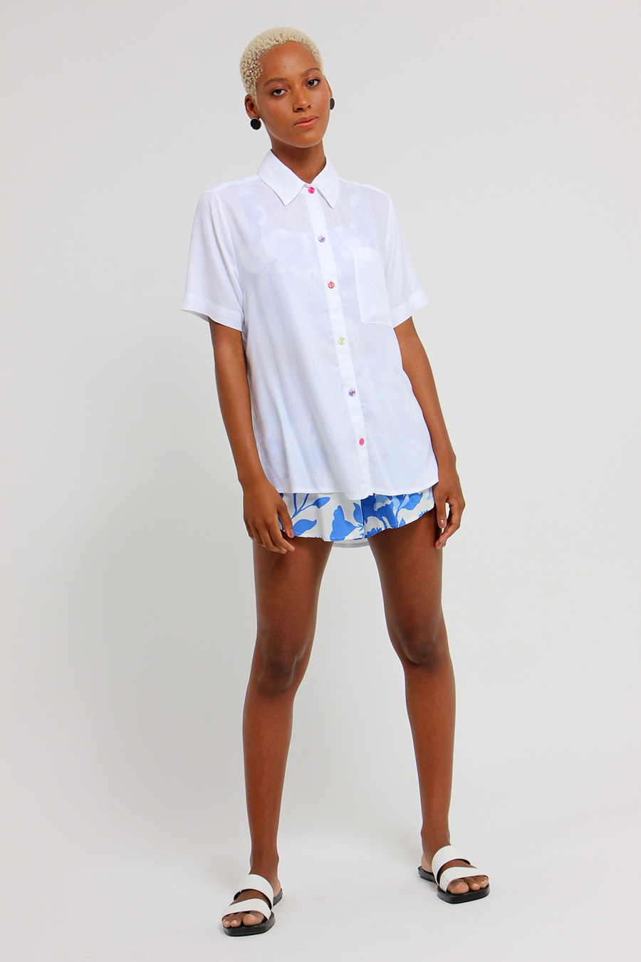 Camisa fluo