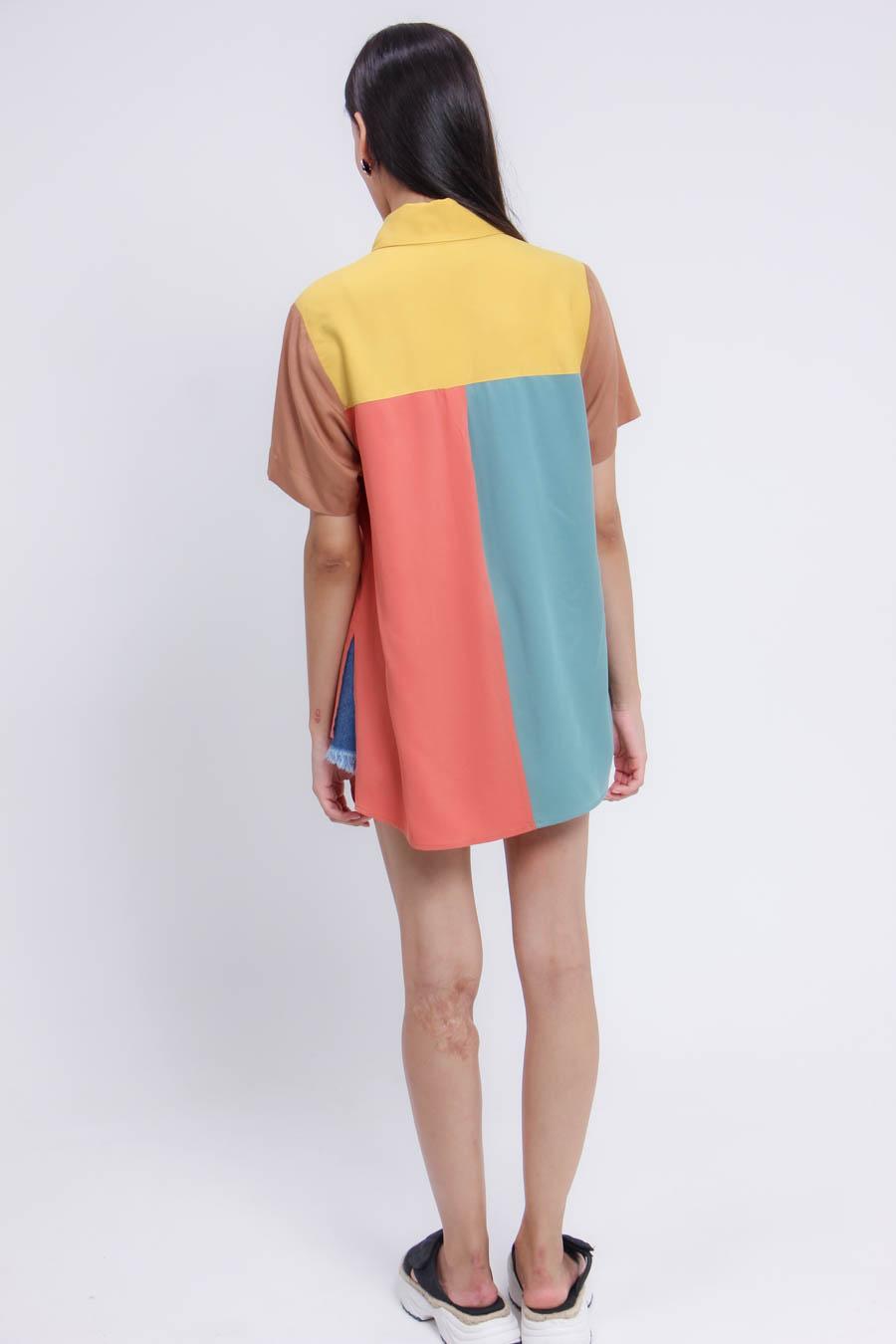 Camisa horizonte