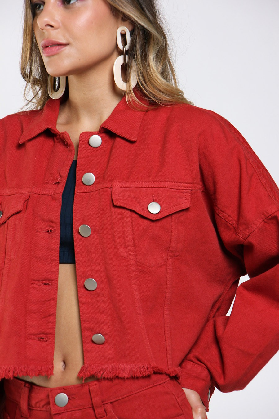 Conjunto color jeans