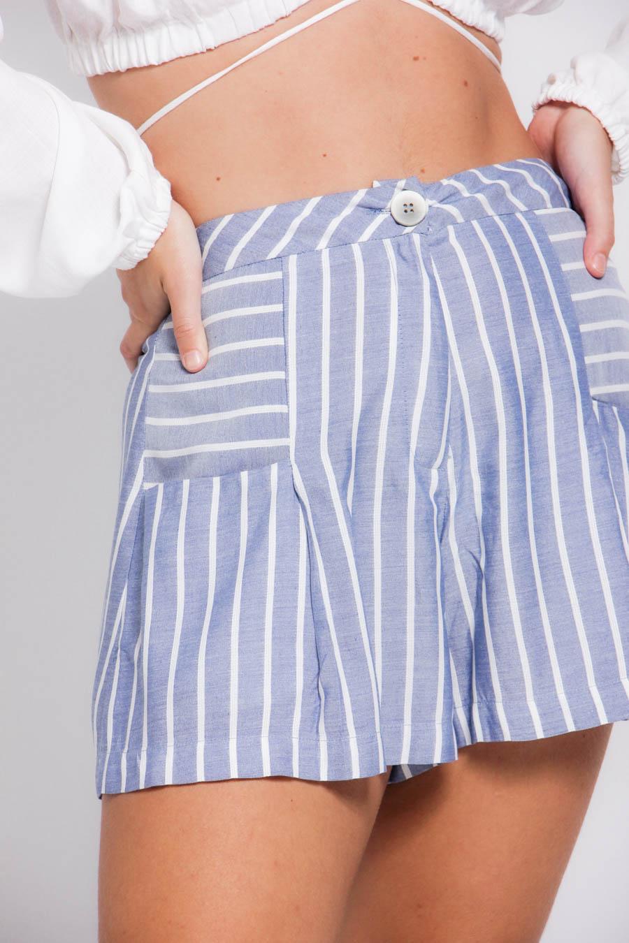 Short gode stripe