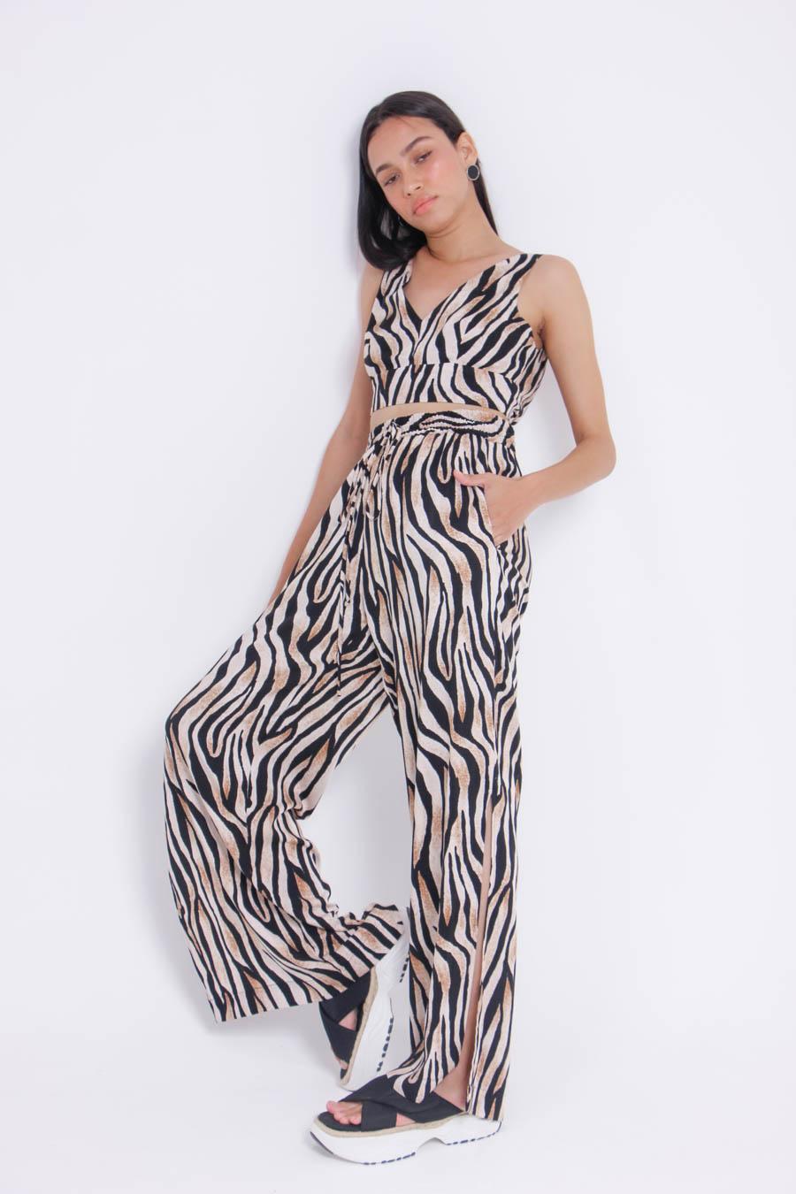 Top triunfo zebra