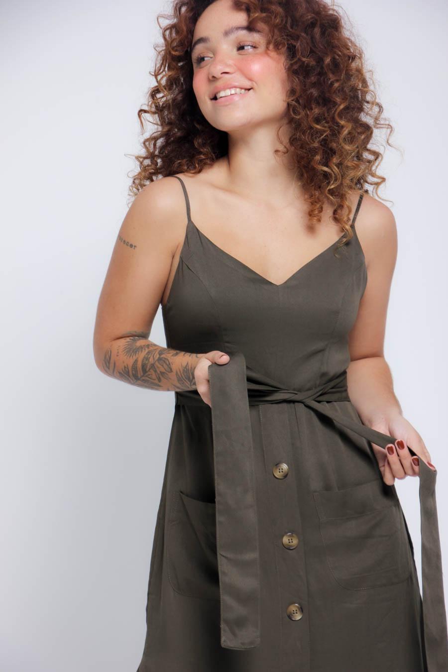 Vestido Iana