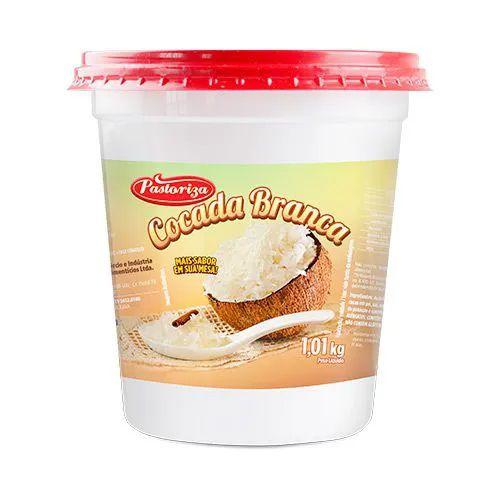 Cocada Branca Pote 1,01kg