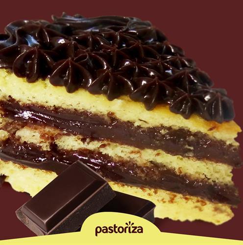 Recheio e Cobertura Sabor Chocolate Bisnaga 1,01 kg