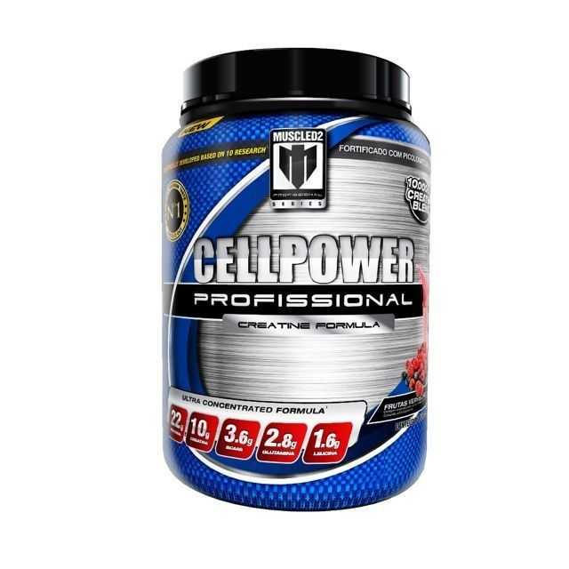 CELLPOWER FRUTAS VERMELHAS 900g
