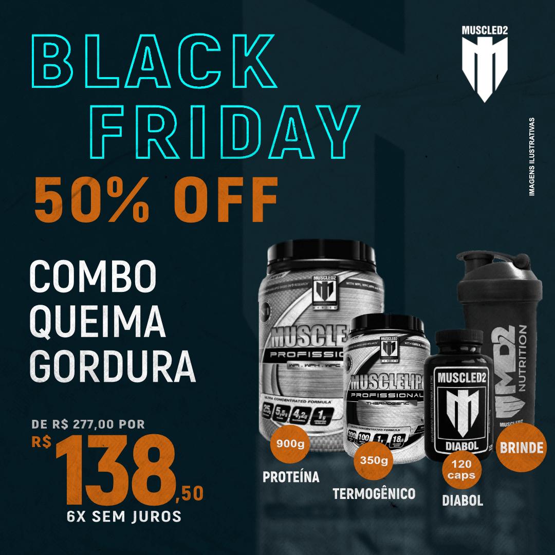 COMBO QUEIMA GORDURA  -