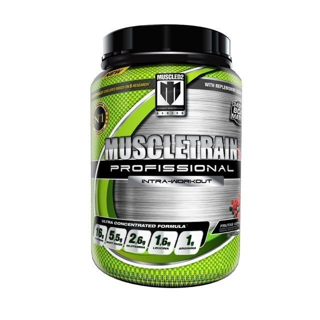 MUSCLETRAIN ABACAXI COM HORTELÃ - WHEY PROTEIN AND WAXY MAIZE 900g