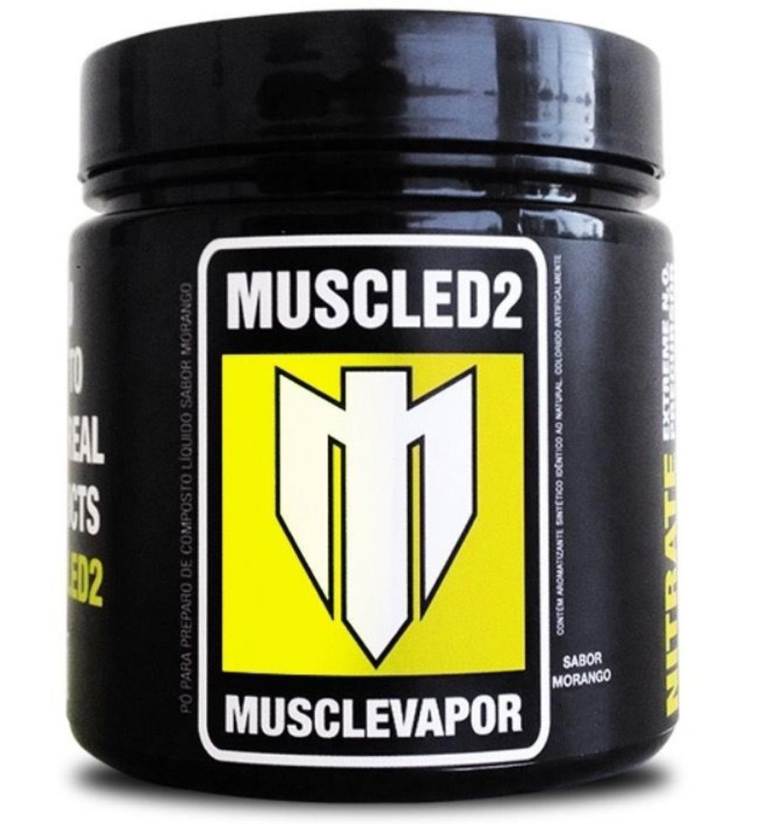 MuscleVapor - PRÉ TREINO 250g