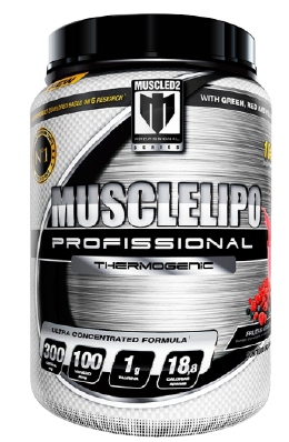 Termogênico MuscleLipo - 900g