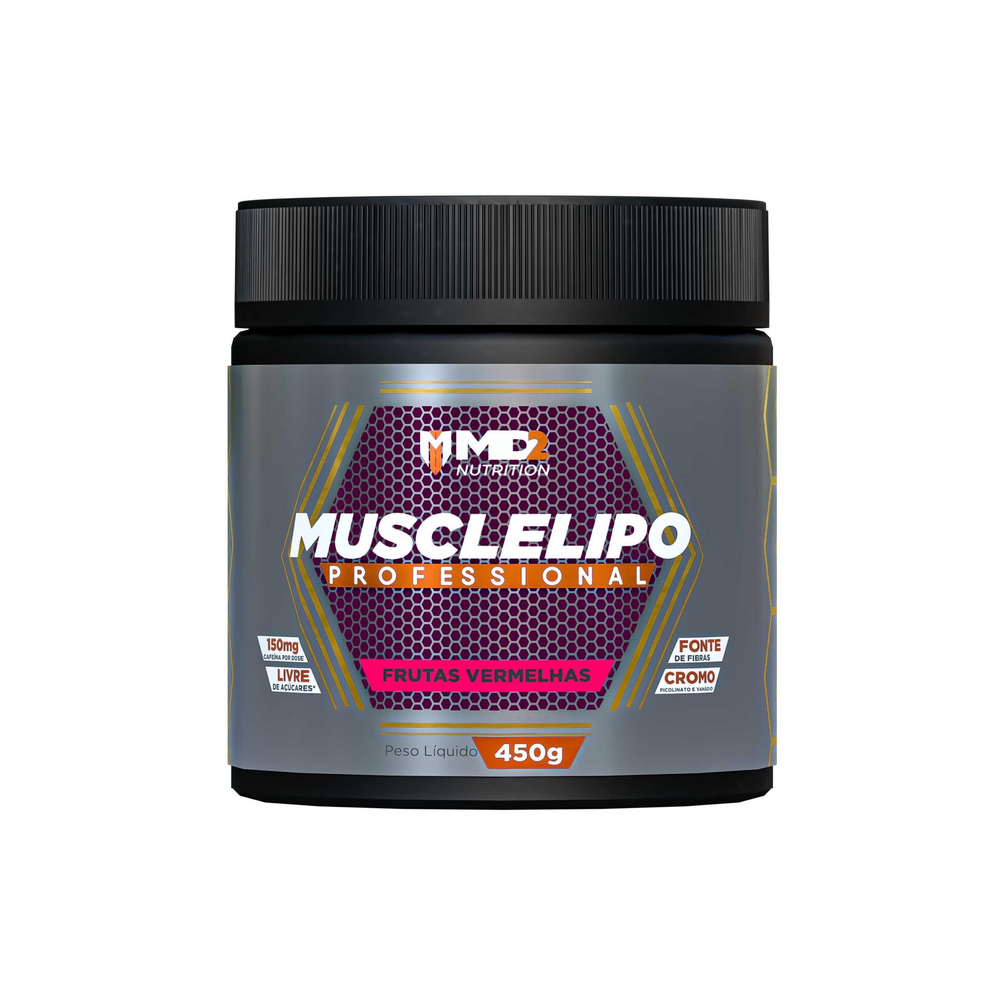 Termogênico MuscleLipo - 450g