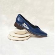Sapato Sixties Azul Marinho