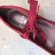 Sapato Paris Vinho