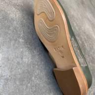 Sapato Sixties Verde Militar
