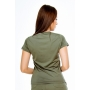 Scrub Blusa Confort Verde Militar