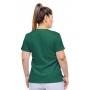 Conjunto Ana Verde Bandeira Gabardine Premium