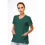 Conjunto Bia Verde Bandeira - Gabardine Premium